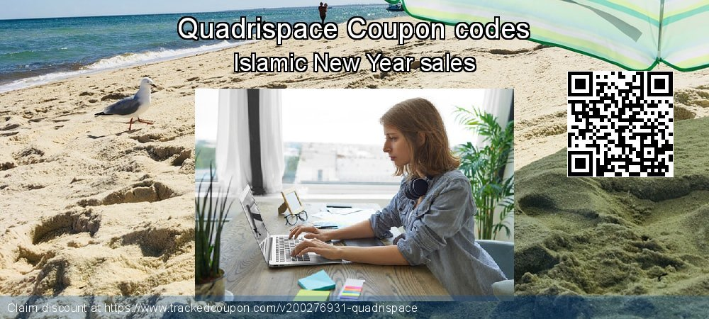 Quadrispace Coupon discount, offer to 2019 Black Friday