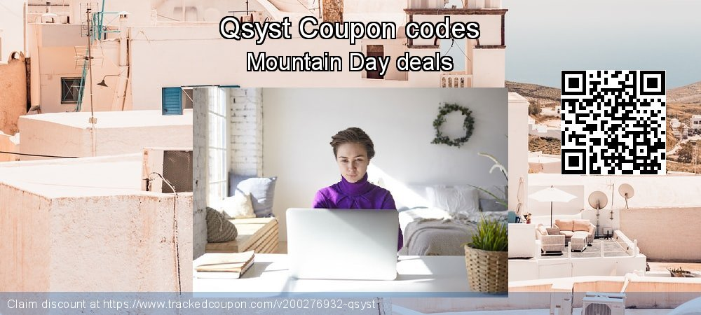 Qsyst Coupon discount, offer to 2020 Easter