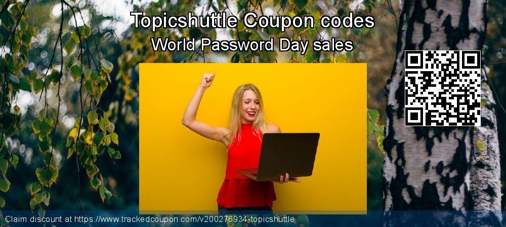 Topicshuttle Coupon discount, offer to 2020 April Fool's Day