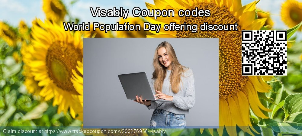 Visably Coupon discount, offer to 2020 Valentine Week