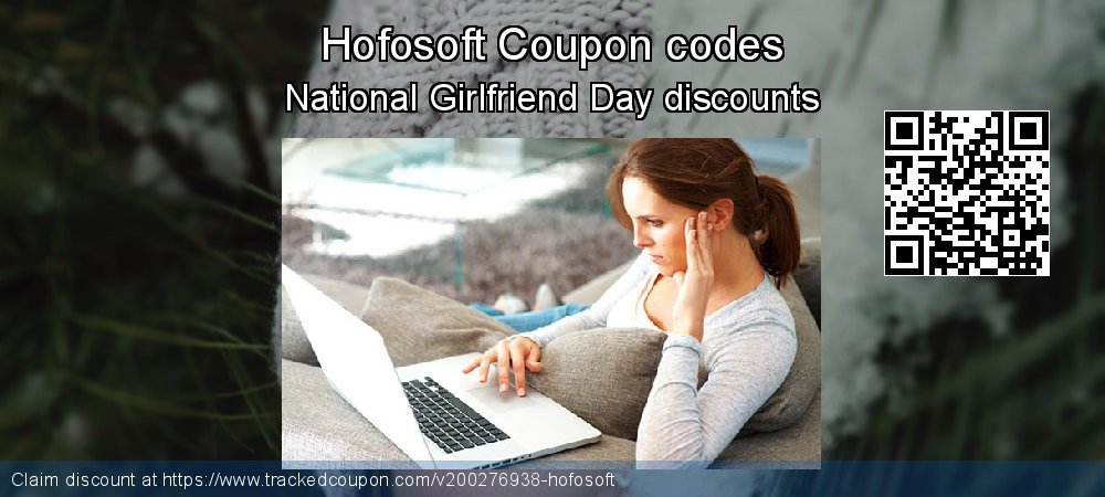 Hofosoft Coupon discount, offer to 2020 Happy New Year