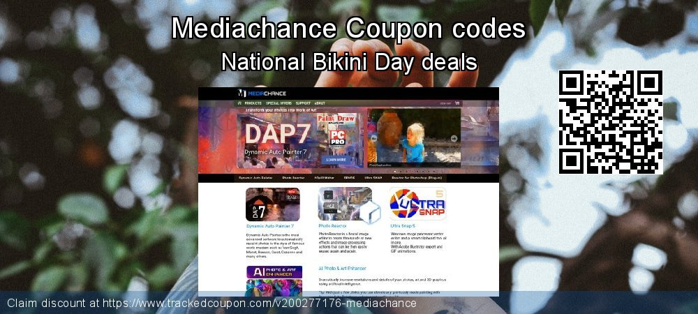 Mediachance Coupon discount, offer to 2019 Xmas