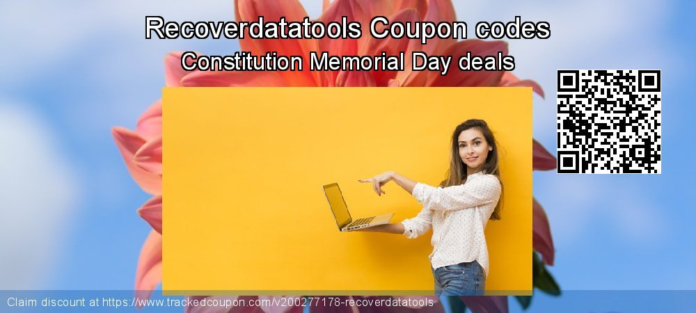 Recoverdatatools Coupon discount, offer to 2020