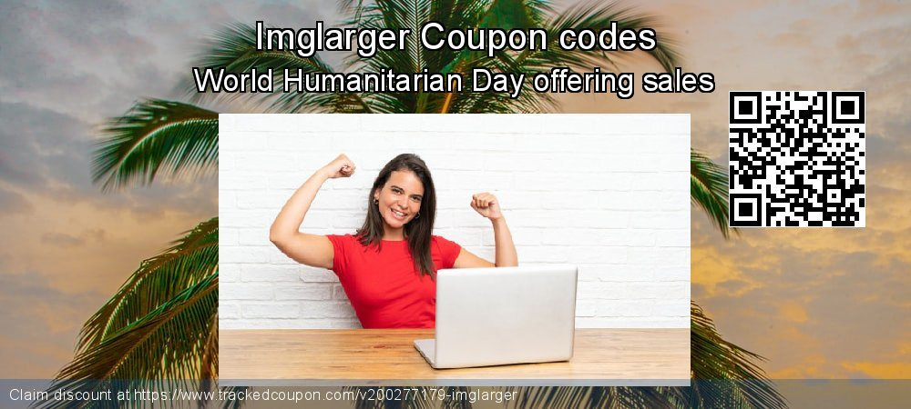 Imglarger Coupon discount, offer to 2020 Spring