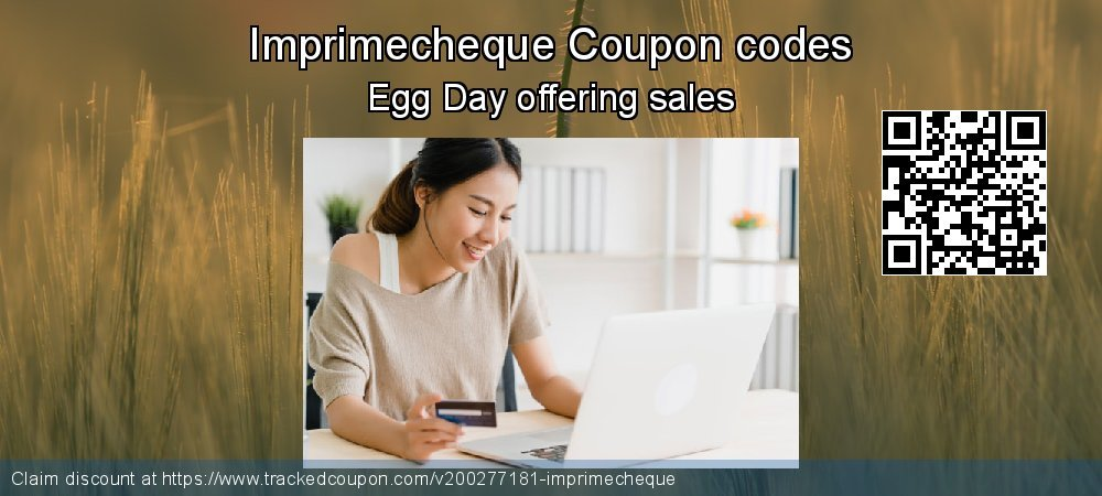 Imprimecheque Coupon discount, offer to 2020 Happy New Year