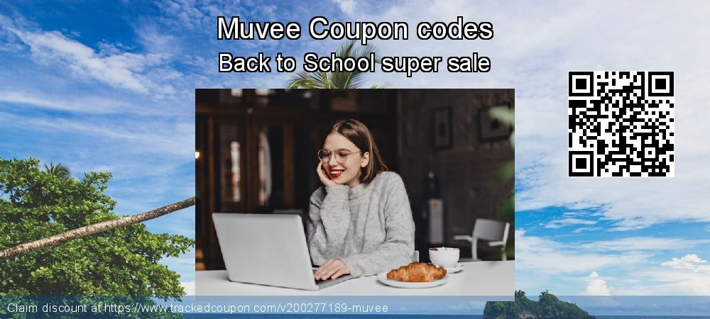 Muvee Coupon discount, offer to 2020