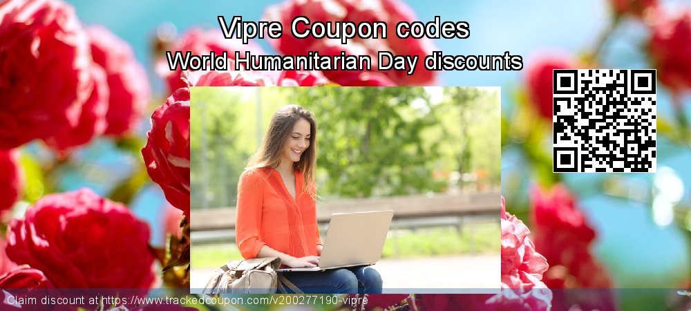 Vipre Coupon discount, offer to 2020 Happy New Year