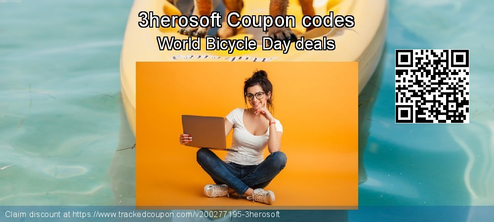 3herosoft Coupon discount, offer to 2021