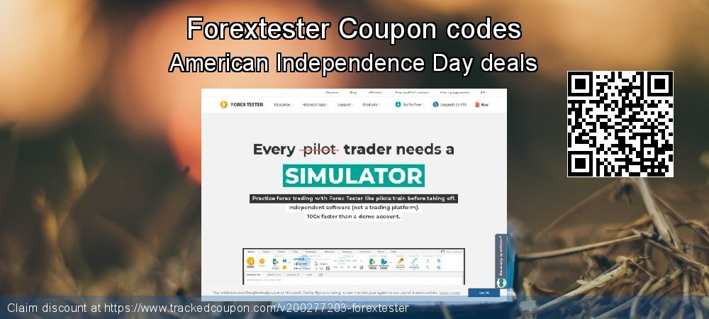 Forextester Coupon discount, offer to 2020 Lunar New Year