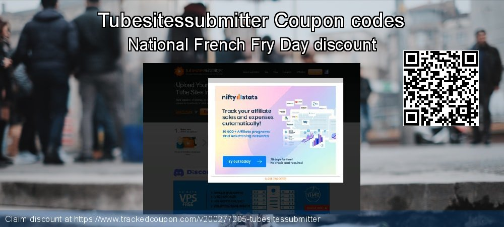 Tubesitessubmitter Coupon discount, offer to 2020 Lunar New Year