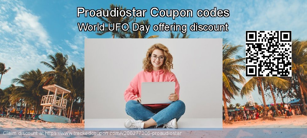 Proaudiostar Coupon discount, offer to 2021
