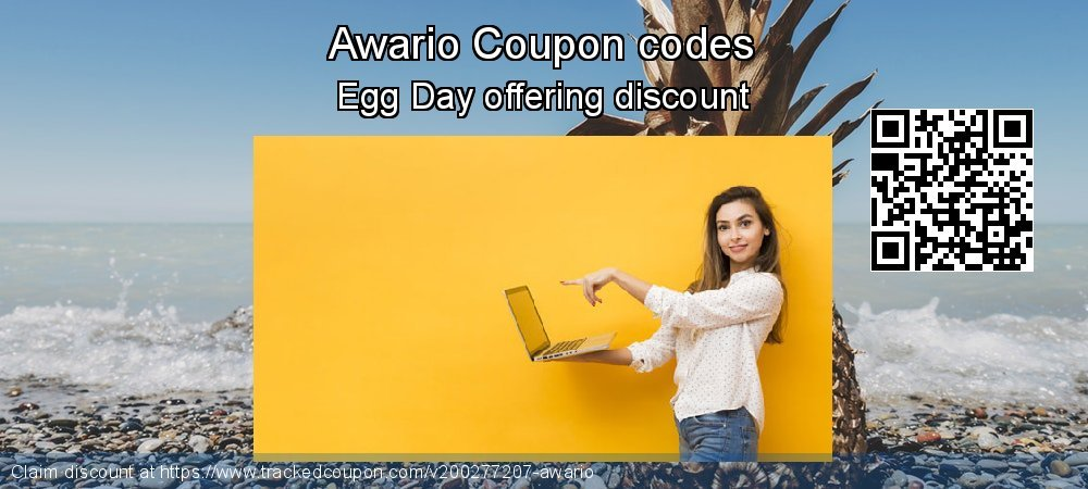 Awario Coupon discount, offer to 2020