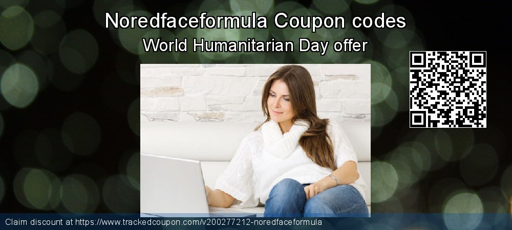 Noredfaceformula Coupon discount, offer to 2021