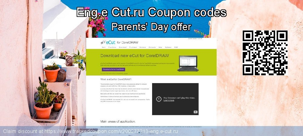 Eng.e Cut.ru Coupon discount, offer to 2020
