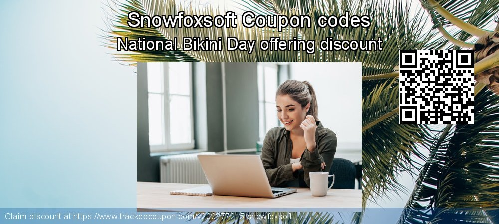 Snowfoxsoft Coupon discount, offer to 2020 New Year's Day