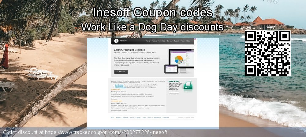 Inesoft Coupon discount, offer to 2021