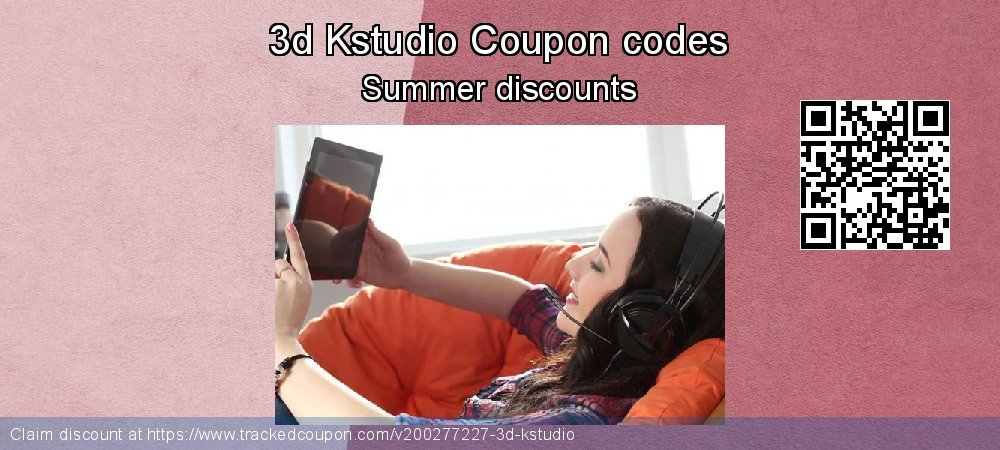 3d Kstudio Coupon discount, offer to 2020