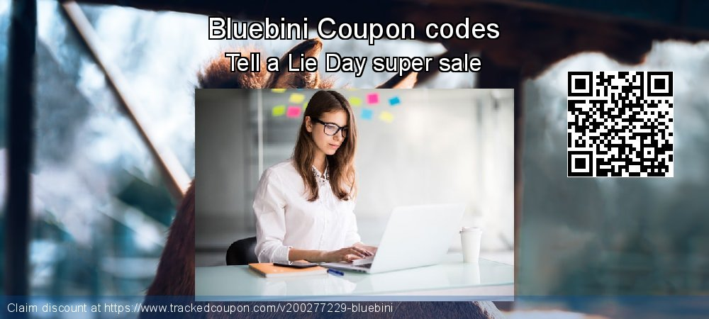 Bluebini Coupon discount, offer to 2020 Valentine's Day