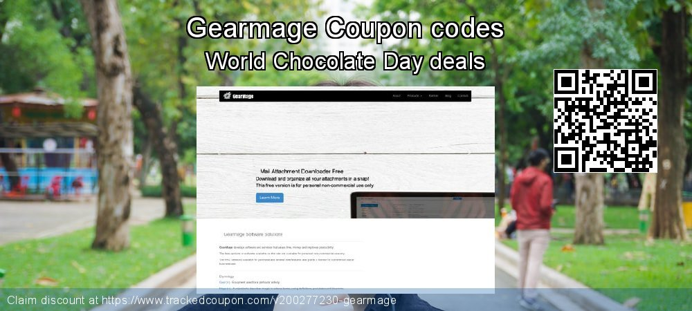 Gearmage Coupon discount, offer to 2020  Lover's Day
