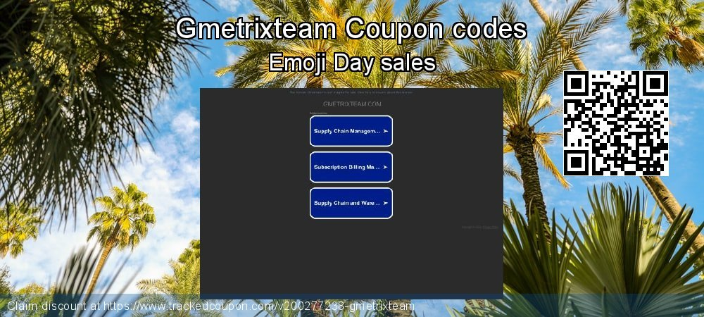 Gmetrixteam Coupon discount, offer to 2020