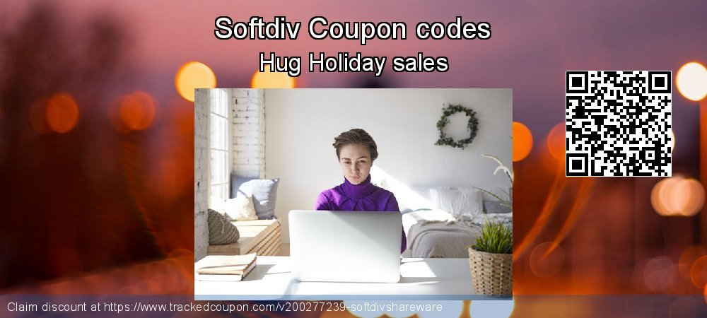 Softdiv Coupon discount, offer to 2021