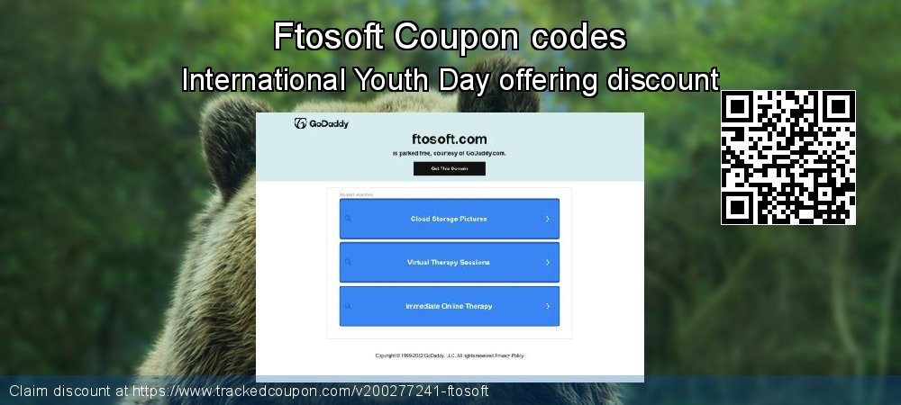 Ftosoft Coupon discount, offer to 2020