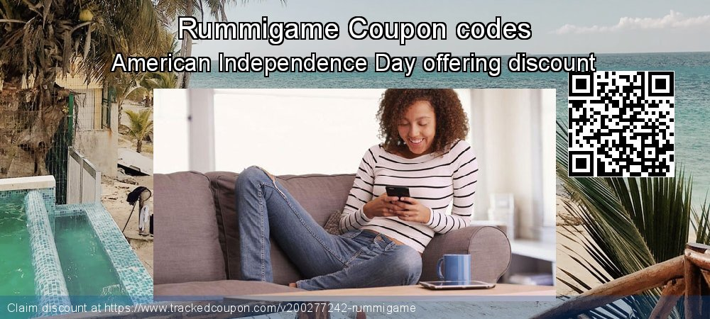 Rummigame Coupon discount, offer to 2020 New Year's Day