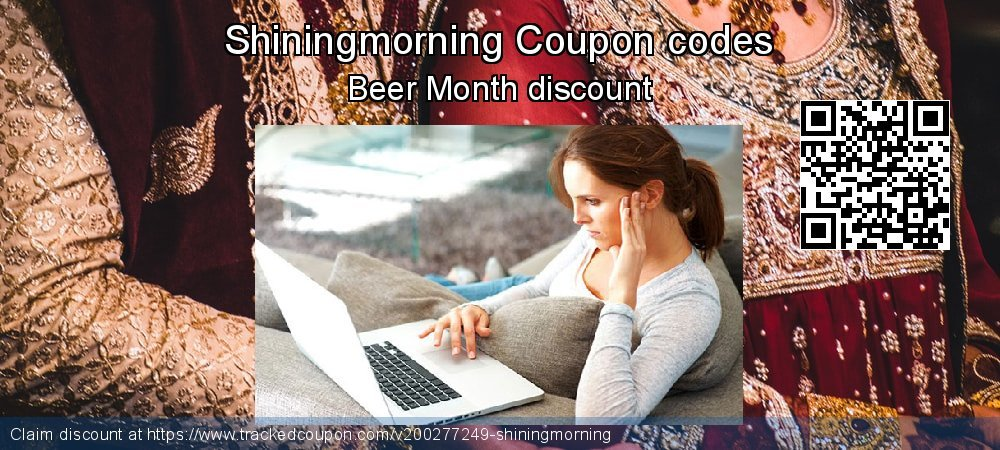 Shiningmorning Coupon discount, offer to 2020