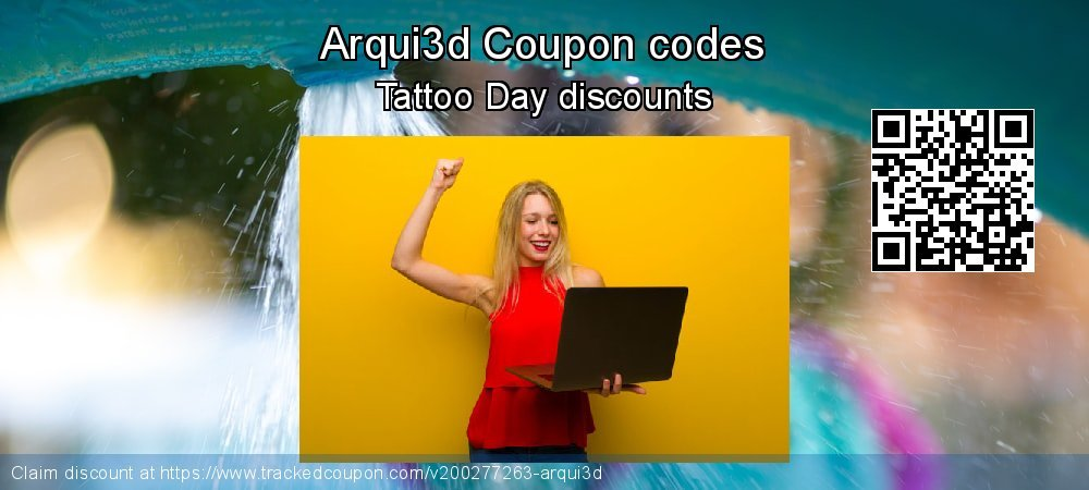 Arqui3d Coupon discount, offer to 2020