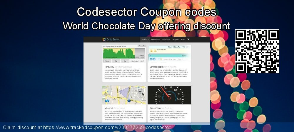 Codesector Coupon discount, offer to 2021