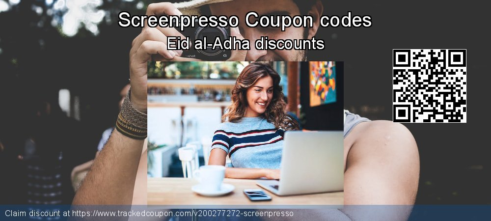 Screenpresso Coupon discount, offer to 2021