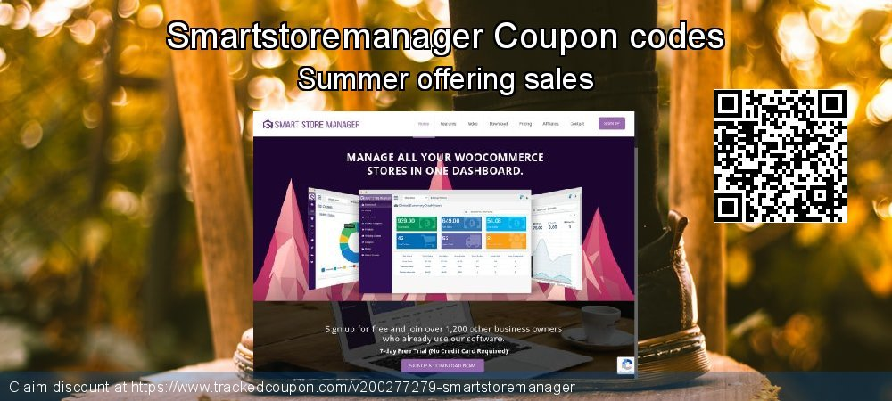 Smartstoremanager Coupon discount, offer to 2020