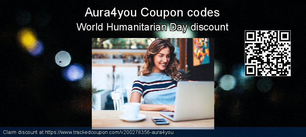 Aura4you Coupon discount, offer to 2020