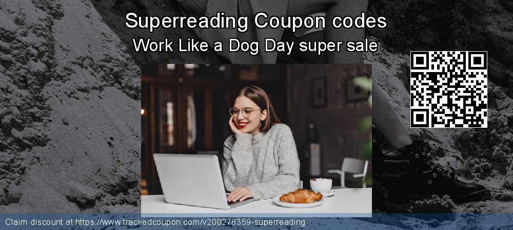 Superreading Coupon discount, offer to 2020