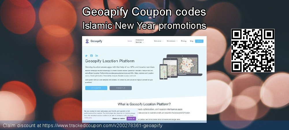 Geoapify Coupon discount, offer to 2021