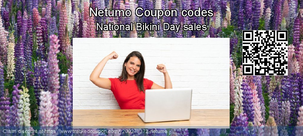 Netumo Coupon discount, offer to 2021
