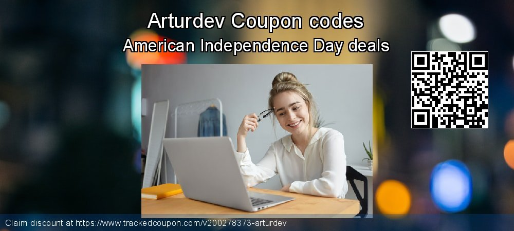 Arturdev Coupon discount, offer to 2020
