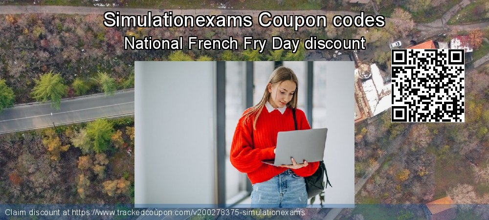 Simulationexams Coupon discount, offer to 2021