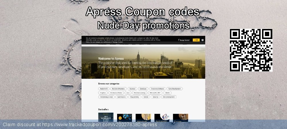 Apress Coupon discount, offer to 2020