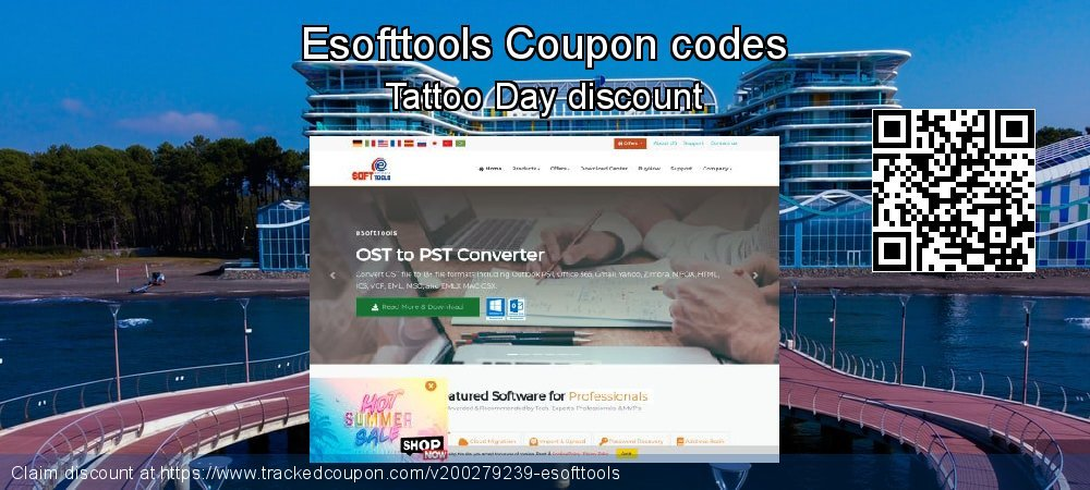 Esofttools Coupon discount, offer to 2021