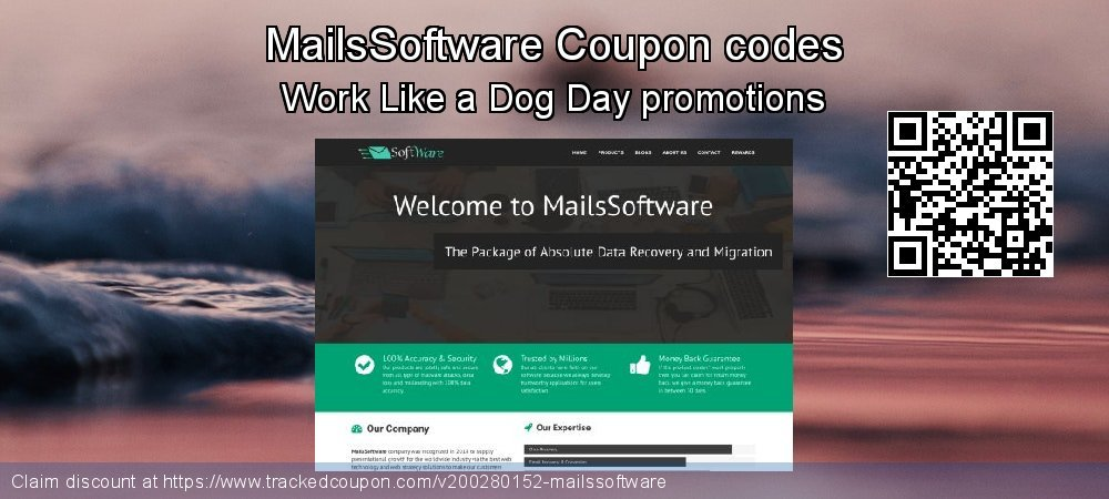 MailsSoftware Coupon discount, offer to 2021