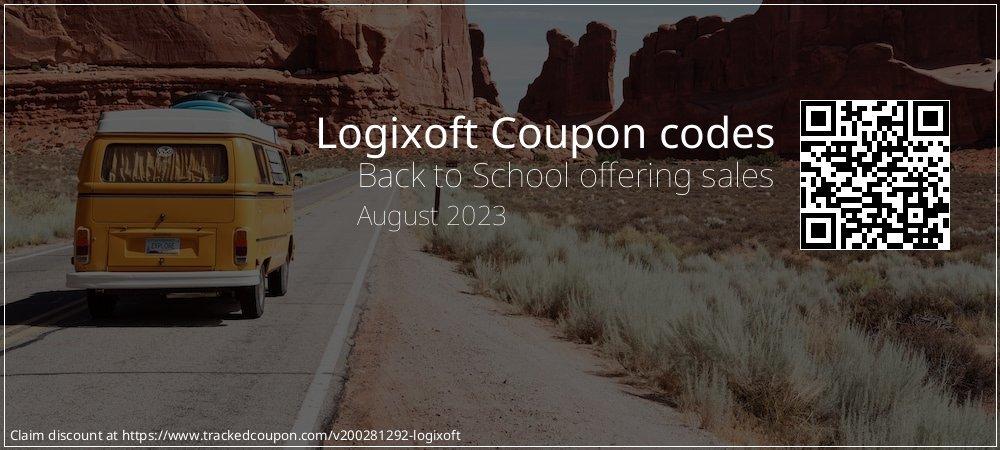 Logixoft Coupon discount, offer to 2021