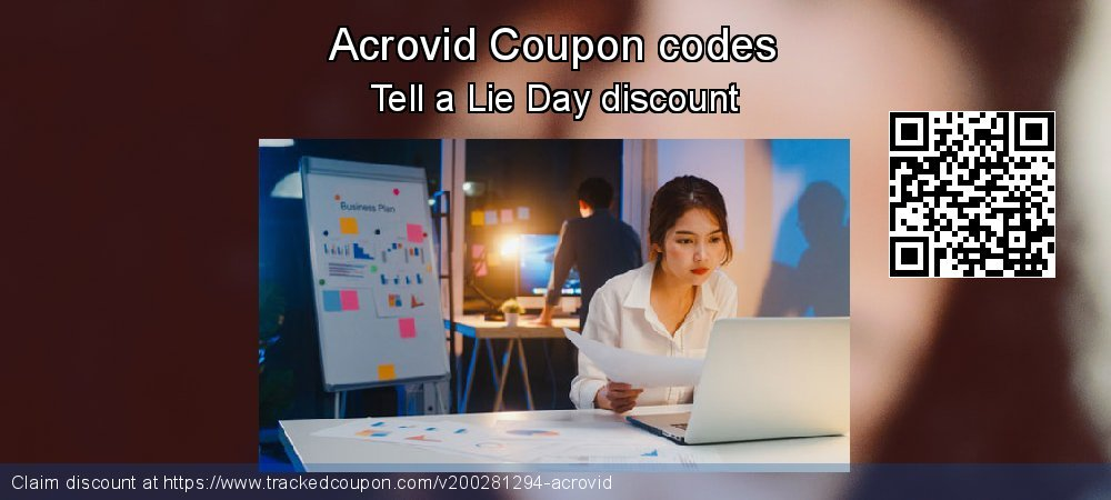 Acrovid Coupon discount, offer to 2020