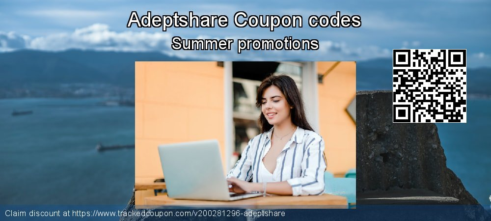 Adeptshare Coupon discount, offer to 2020