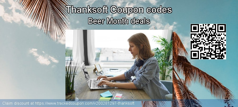 Thanksoft Coupon discount, offer to 2021