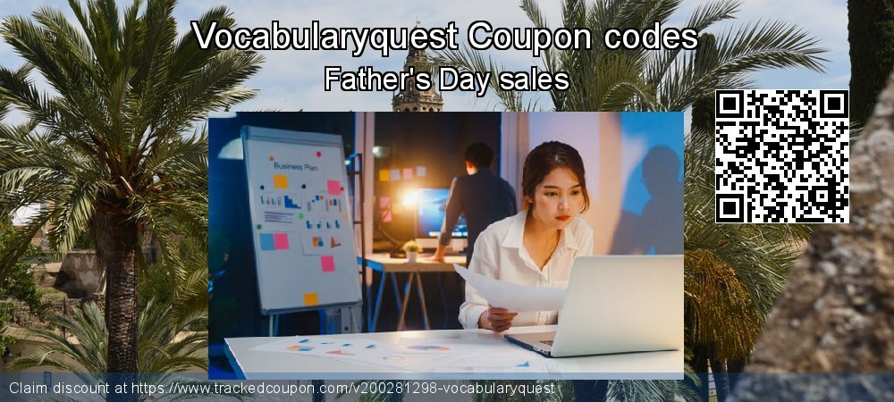 Vocabularyquest Coupon discount, offer to 2021