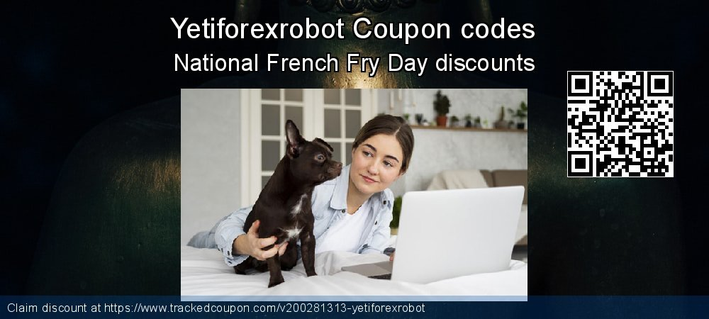 Yetiforexrobot Coupon discount, offer to 2021