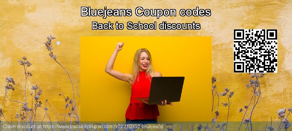 Bluejeans Coupon discount, offer to 2021