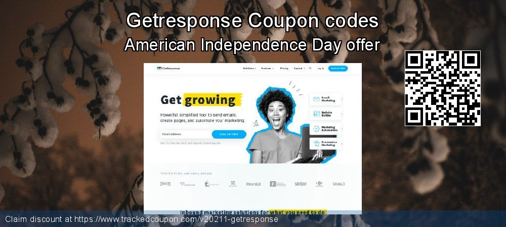 Getresponse Coupon discount, offer to 2021
