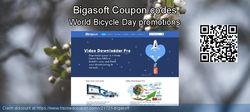 Bigasoft Coupon discount, offer to 2021